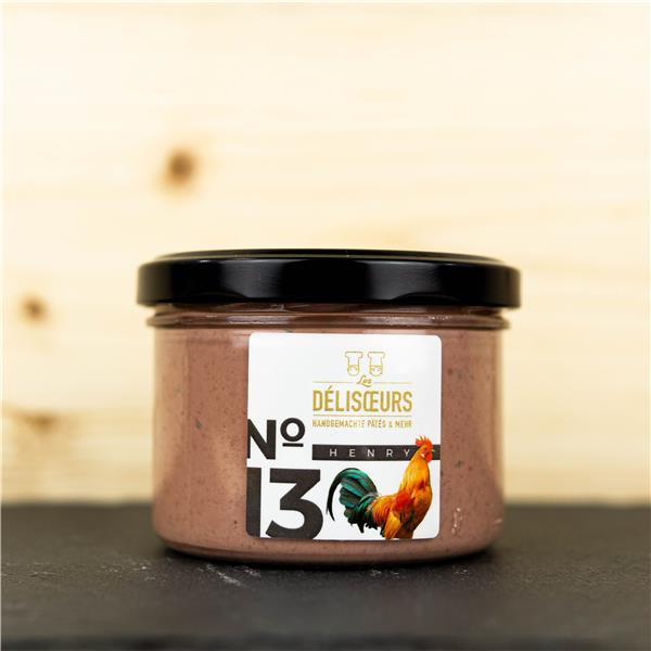 No.13 Pate Henry 200g (DEL)
